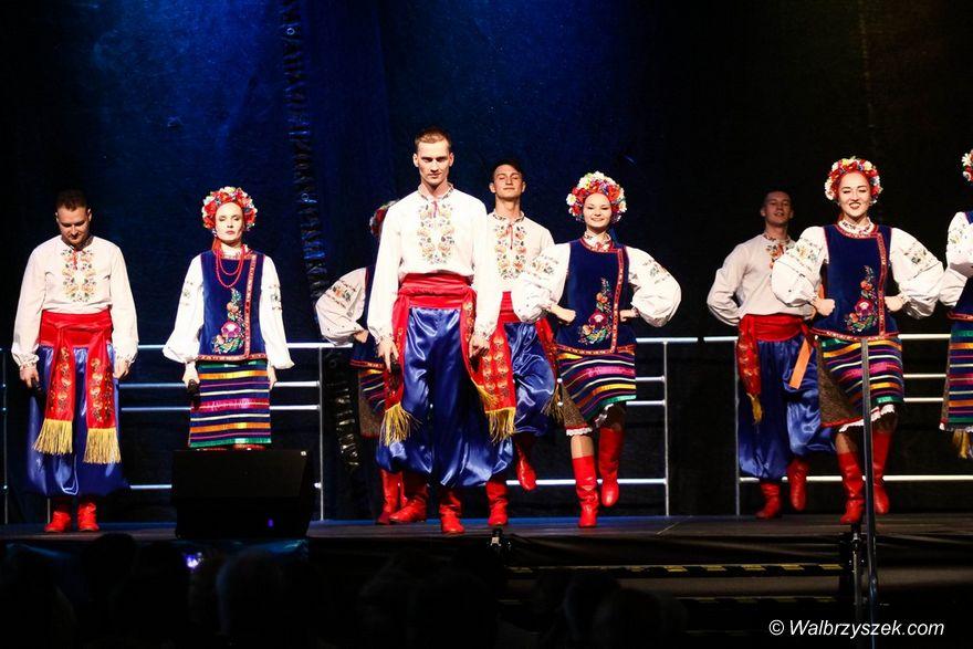 Wałbrzych: Zhaivir i Junost Dniepra w Starej Kopalni