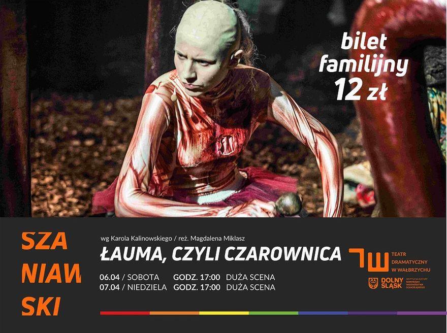 Wałbrzych: Co w weekend grają w Szaniawskim?