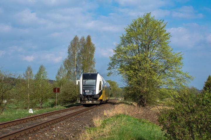 REGION, Mieroszów: Od 27 kwietnia pociągiem do Skalnego Miasta
