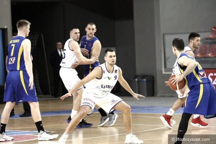 Wrocław: I liga koszykówki: Śląsk był zdecydowanie lepszy