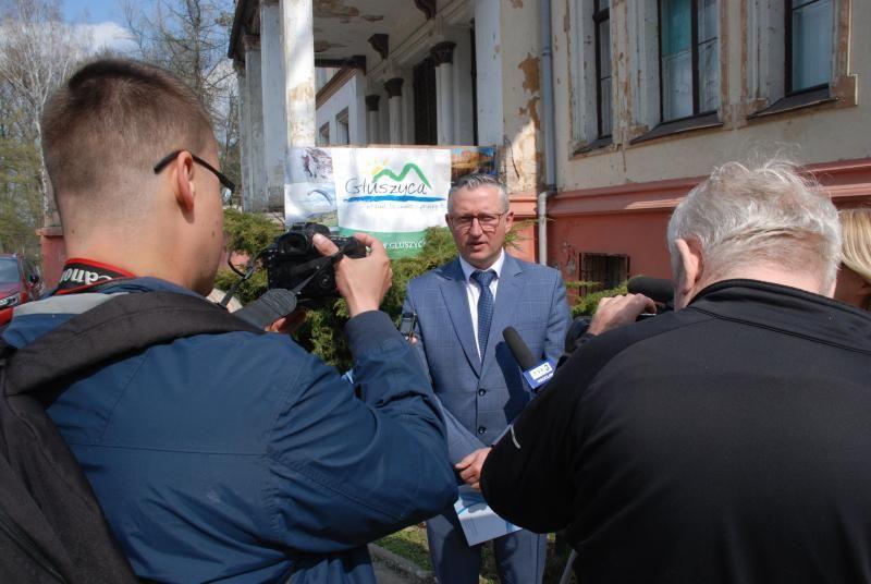 REGION, Głuszyca: Głuszyca otrzymała pieniądze na dwa projekty rewitalizacyjne