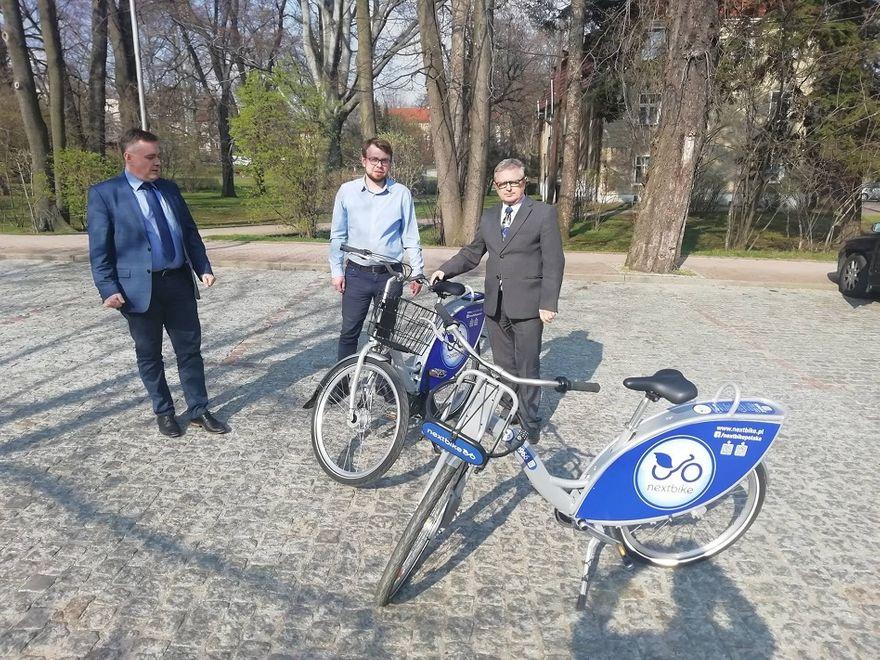 REGION, Szczawno-Zdrój: Rozwój systemów rowerowych w Szczawnie–Zdroju