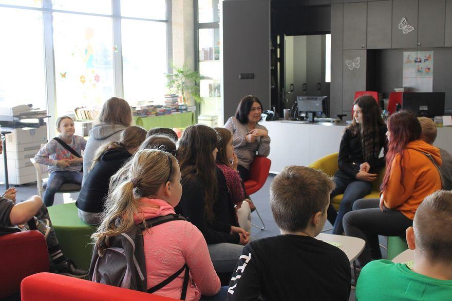REGION, Czarny Bór: Przedświąteczne spotkanie w Bibliotece w Czarnym Borze