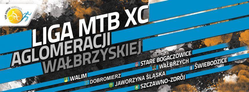 REGION: Startuje Liga MTB XC Aglomeracji Wałbrzyskiej