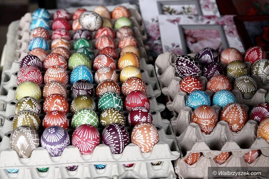 REGION, Szczawno-Zdrój: Jarmark Wielkanocny w Szczawnie–Zdroju
