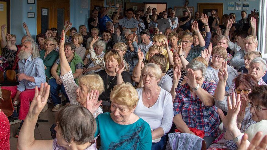 REGION, Sokołowsko: Mieszkańcy Sokołowska wybierali sołtysa