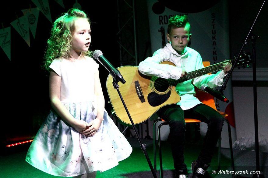 Wałbrzych: Festiwal Piosenki Przedszkolnej w WOK–u