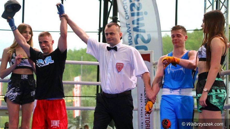 Wałbrzych: Udany powrót boksu