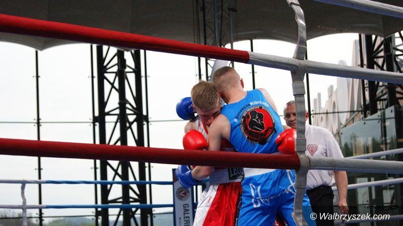 Wałbrzych: To był udany bokserski wieczór