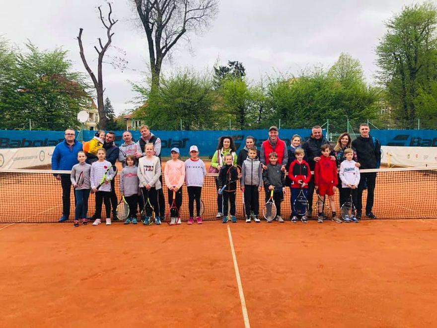 Szczawno-Zdrój: To kolejne udane zawody szczawieńskich tenisistów