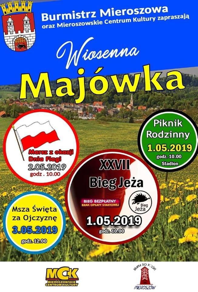 REGION, Mieroszów: Majówka w Mieroszowie