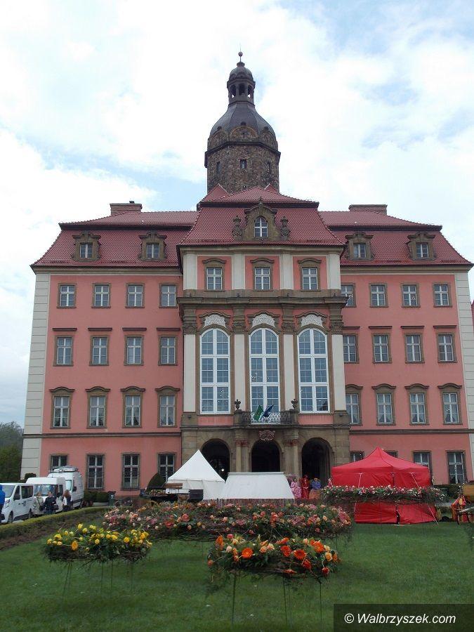 Wałbrzych: Trwa Festiwal Kwiatów i Sztuki
