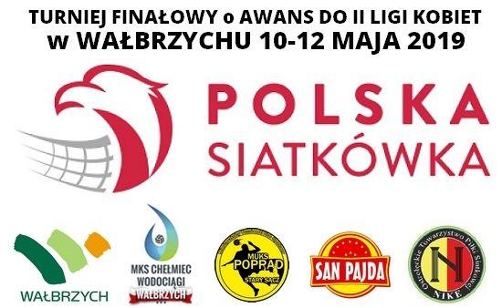 Wałbrzych: III liga siatkówki kobiet: Wałbrzych ugości finalistów