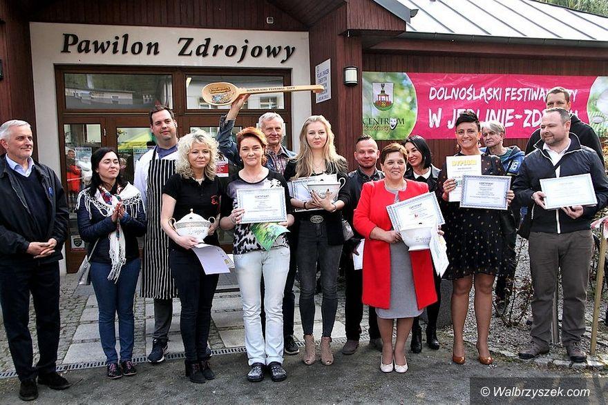 REGION, Jedlina-Zdrój: XVII Dolnośląski Festiwal Zupy za nami