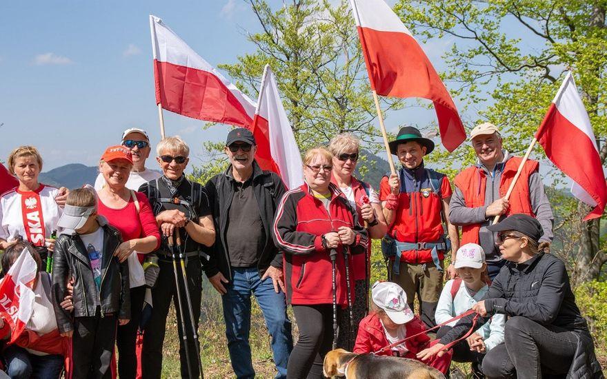 REGION, Sokołowsko: Biało–czerwone Sokołowsko