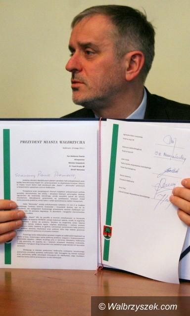 Wałbrzych/REGION: Pogórnicze tereny mają szansę na unijne wsparcie