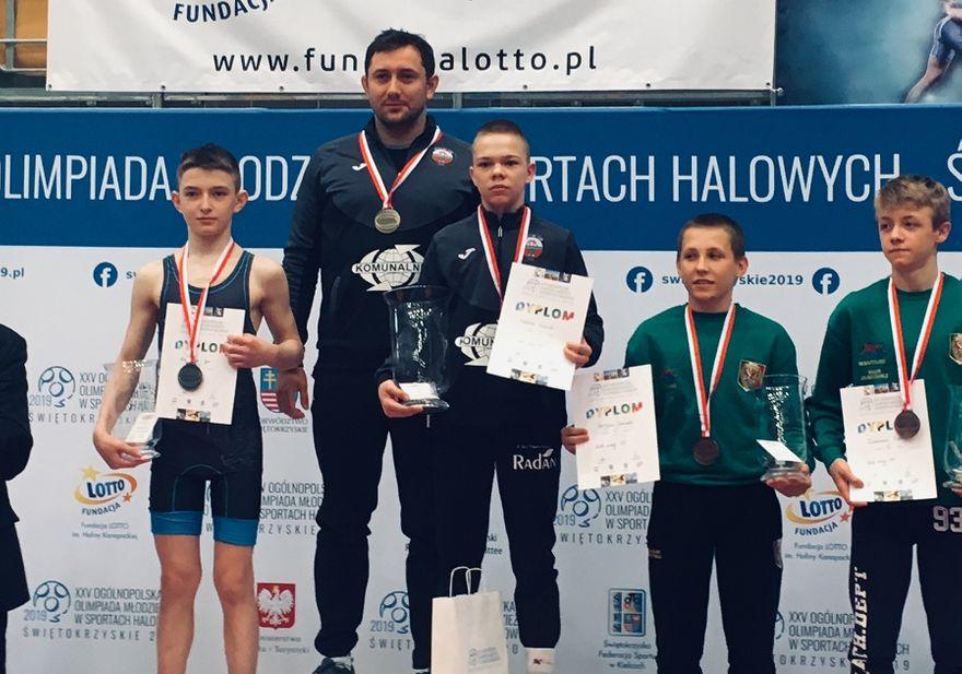 Wałbrzych: Mateusz Ropiak Mistrzem Polski w zapasach