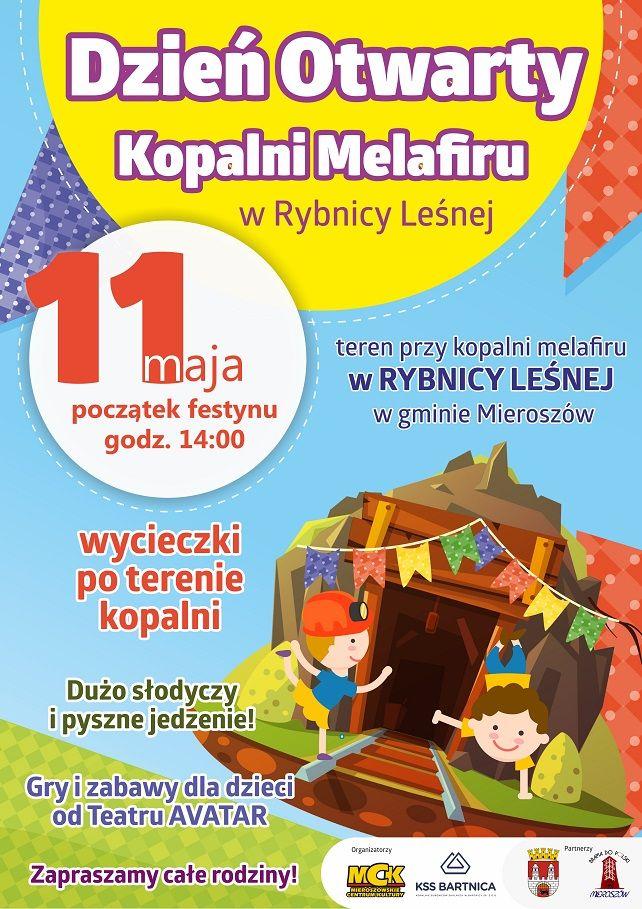 REGION, Rybnica Leśna: Dzień otwarty w Kopalni Melafiru w Rybnicy Leśnej już za kilka dni