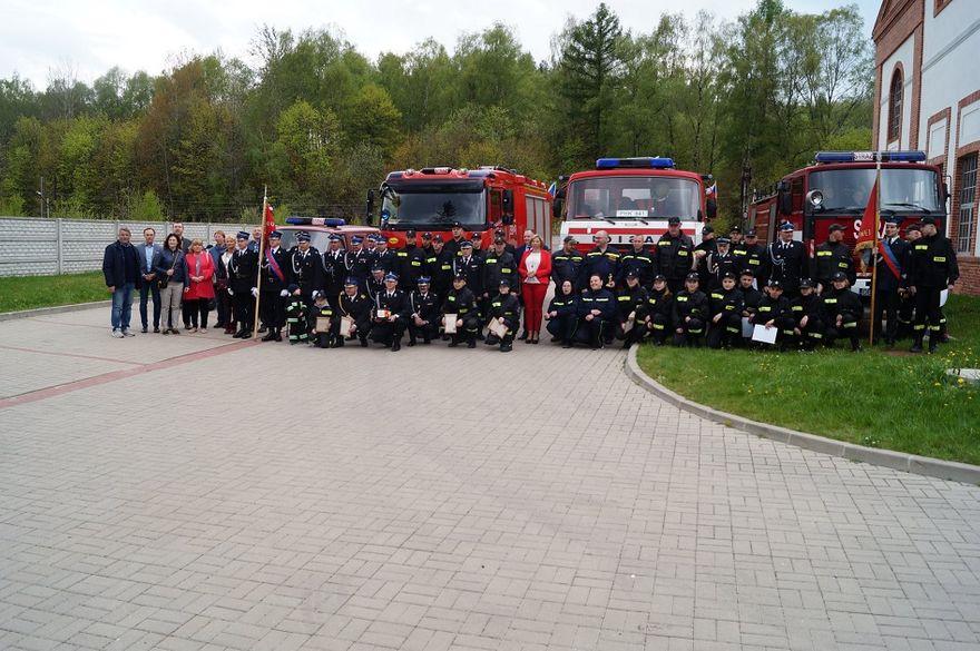 powiat wałbrzyski: Strażacy mieli swoje święto