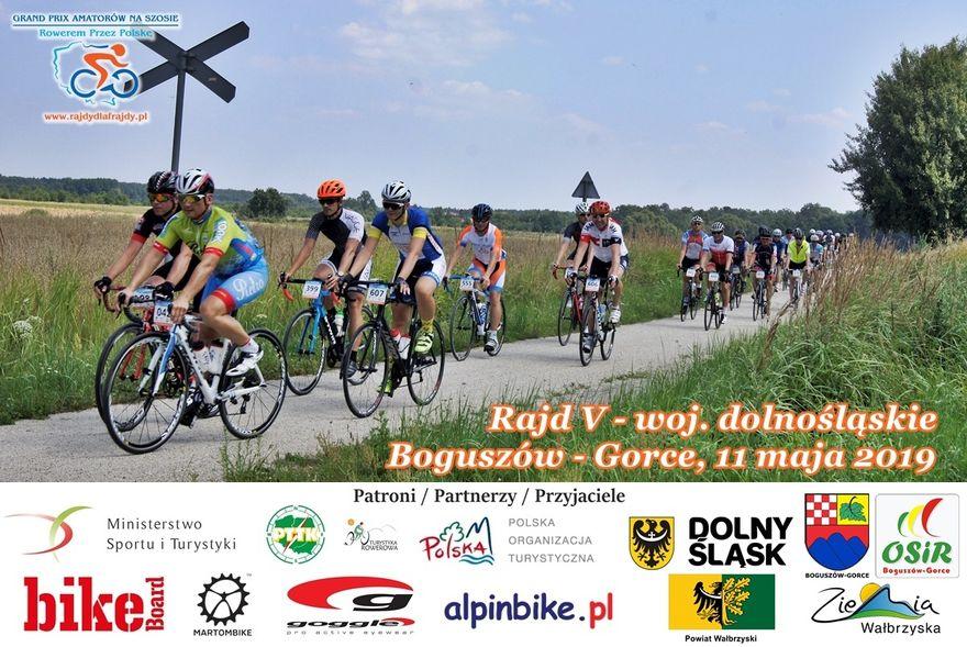 REGION, Boguszów-Gorce: Ogólnopolski Rajd Rowerowy odbędzie się w Boguszowie–Gorcach
