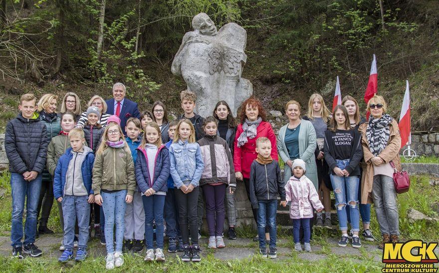 REGION, Mieroszów: Dzień Zwycięstwa w gminie Mieroszów