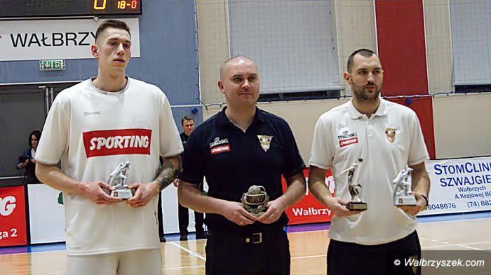 Wałbrzych: Trener Marcin Radomski nie poprowadzi już koszykarzy Górnika