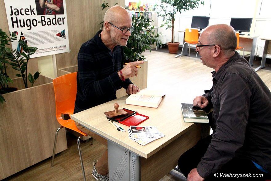 Wałbrzych: Jacek Hugo–Bader – spotkanie autorskie
