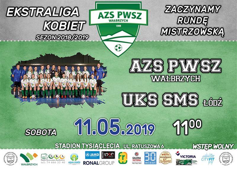 Wałbrzych: Ekstraliga piłkarska kobiet: Zaczyna grupa mistrzowska