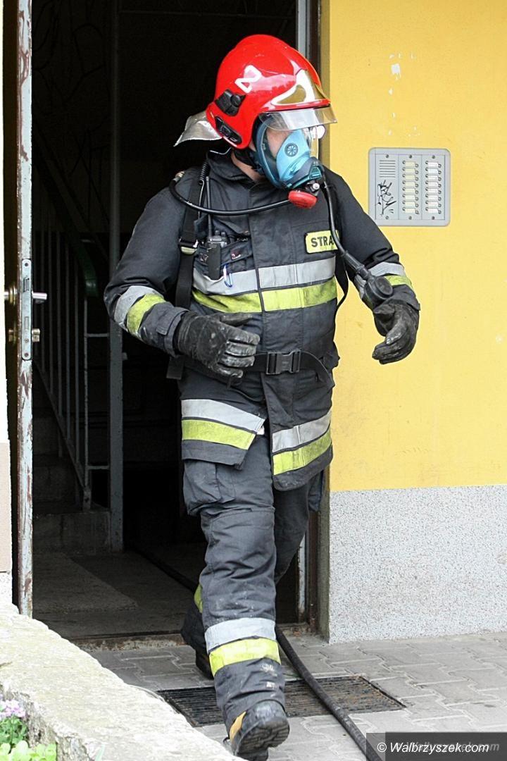 REGION, Boguszów-Gorce: Czujnik dymu prawdopodobnie uratował im życie