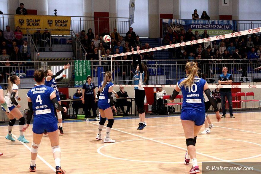 Wałbrzych: III liga siatkówki kobiet: Awans po latach
