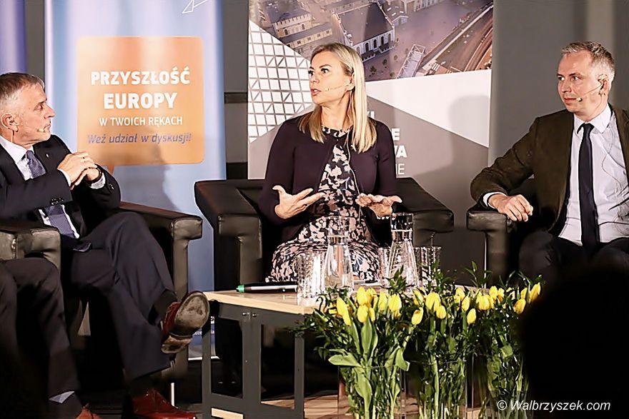 """Wałbrzych: """"Europa małych Ojczyzn"""" – Dialog Obywatelski w Starej Kopalni"""