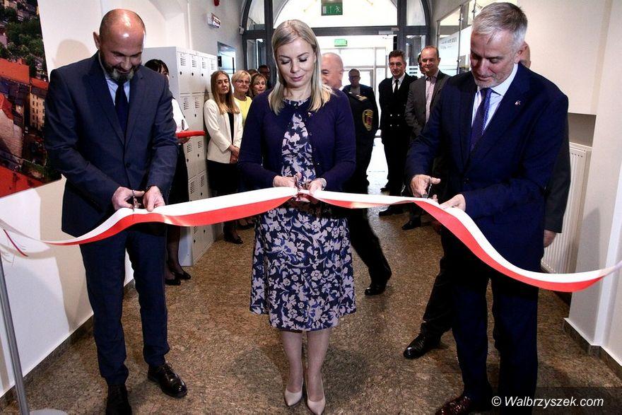 Wałbrzych: Oficjalne otwarcie ITS