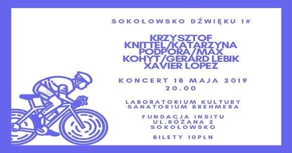 REGION, Sokołowsko: Warszawskie Sanatorium Dźwięku 2019 w Sokołowsku
