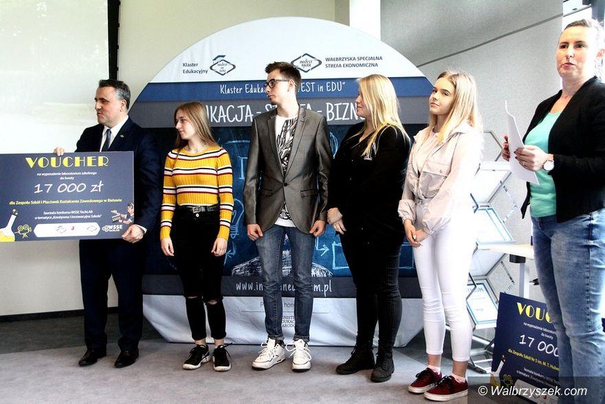 Wałbrzych: Laureaci konkursu
