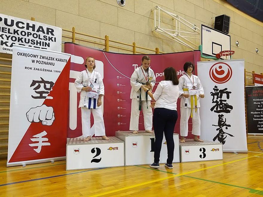 Turek: Siedem medali wałbrzyskich karateków