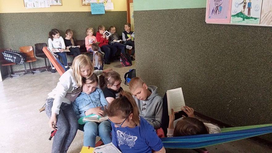 REGION, Sokołowsko: Przerwa na czytanie w Sokołowsku