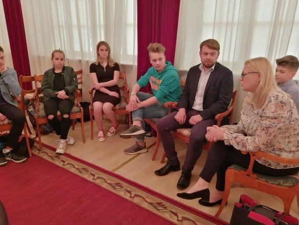 REGION, Szczawno-Zdrój: Młodzieżowa Rada Miejska Szczawna–Zdroju z nowymi pomysłami