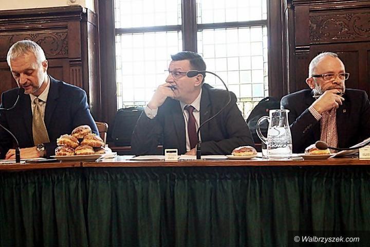 Wałbrzych: Majowa sesja Rady Miasta już jutro