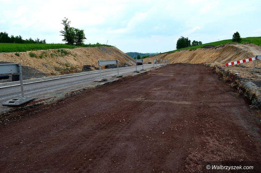 Wałbrzych: Kiedy zakończy się remont ulicy Kamienieckiej?
