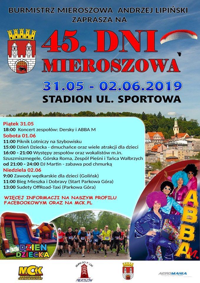 REGION, Mieroszów: Dni Mieroszowa już w najbliższy weekend