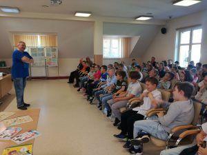REGION, Stare Bogaczowice: Marcin Pałasz gościł w Starych Bogaczowicach