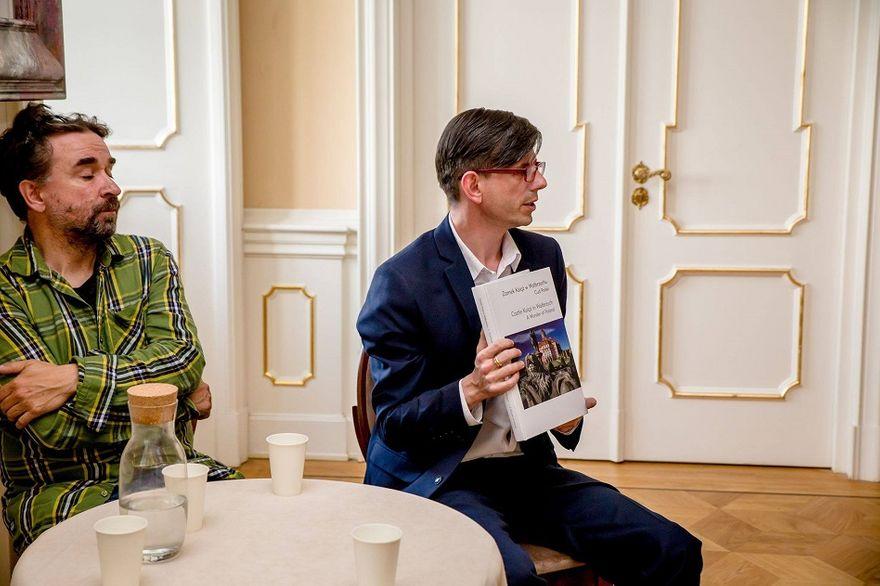 Wałbrzych: Nowe wydawnictwo Zamku Książ już do nabycia
