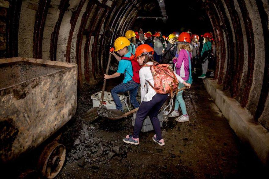 Wałbrzych: Górniczy Dzień Dziecka w Starej Kopalni