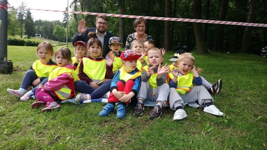 REGION, Szczawno-Zdrój: Rowerowy zawrót głowy na Słonecznej Polanie