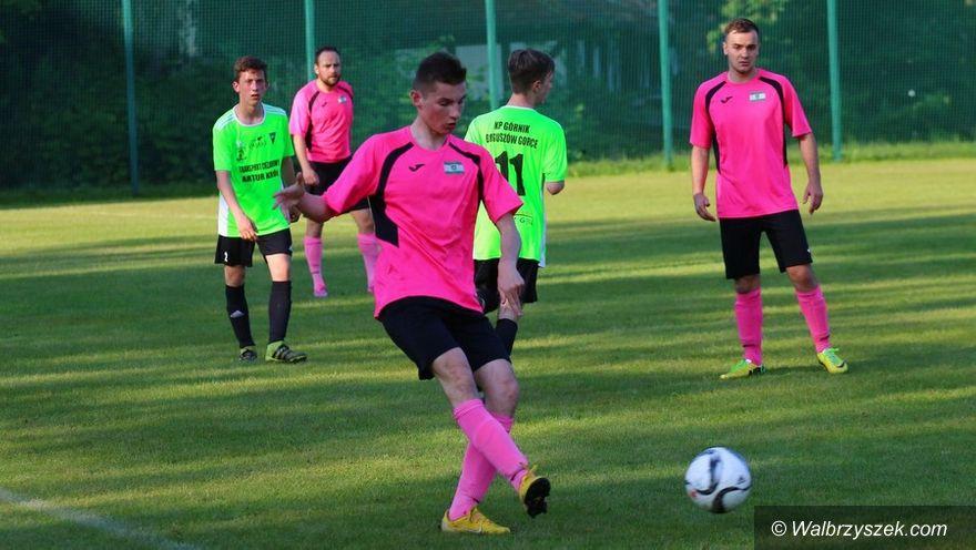 REGION: Piłkarska klasa okręgowa: MKS bogatszy o 3 punkty