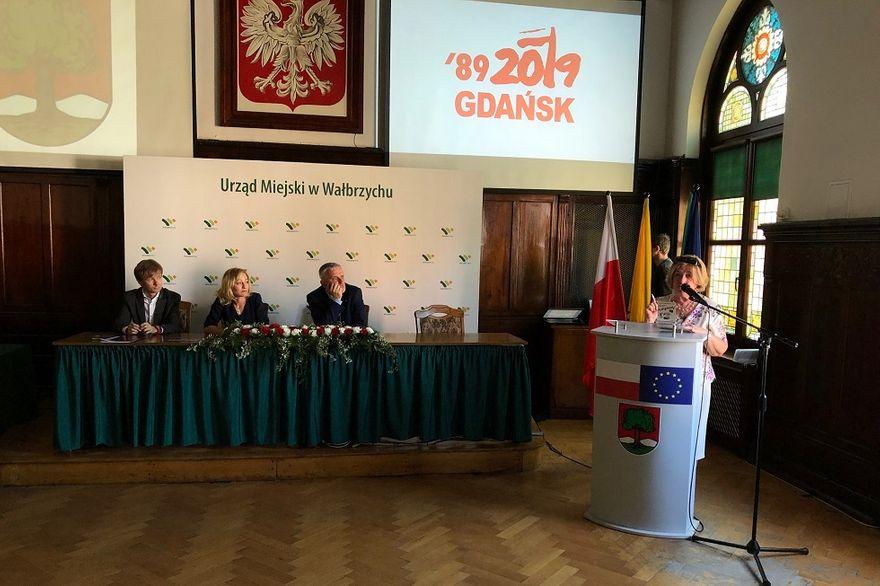 Wałbrzych: Te wybory zmieniły historię Polski