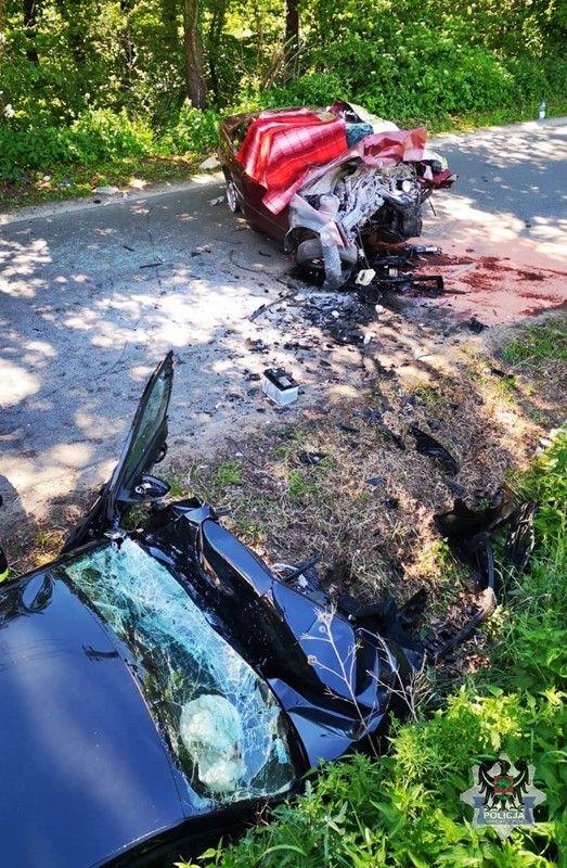 REGION, Nowy Julianów: W Nowym Julianowe doszło do tragicznego w skutkach wypadku
