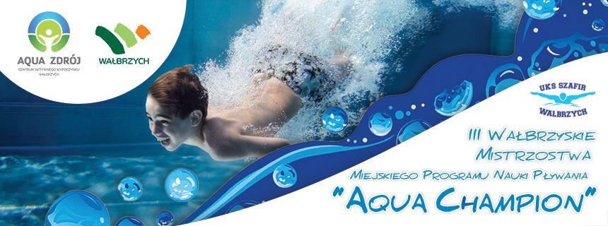 Wałbrzych: Aqua Champion już w czwartek