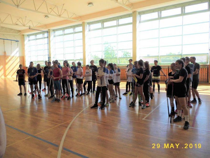 Wałbrzych: Sport połączył szkoły z Wałbrzych i Hradca Králové