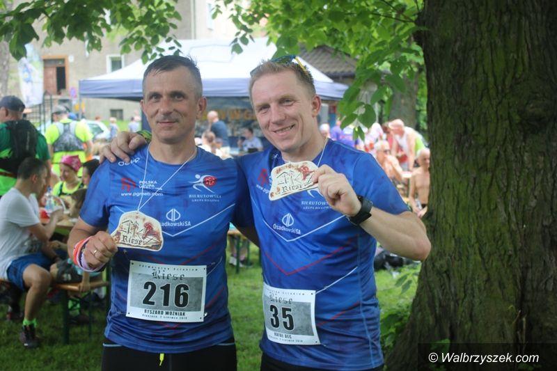 Głuszyca: IV Półmaraton Szlakiem Riese już za nami